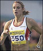 Catherine Murphy Athlete