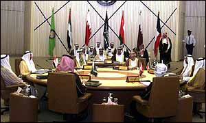 GCC ministers meet in Riyadh
