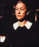 Mirren is up for an award for Gosford Park