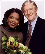 Winfrey was interviewed by Michael Parkinson in 2000
