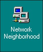 Network neighbourhood icon, BBC