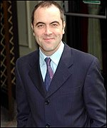 James Nesbitt won best drama actor