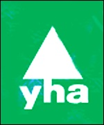 Youth Hostels Association of England and Wales logo