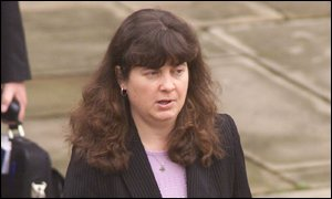 Angela Cannings at Winchester Crown Court