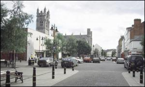 Newry will now be a Cathedral City