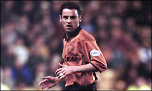 Wolves' Kevin Muscat in action