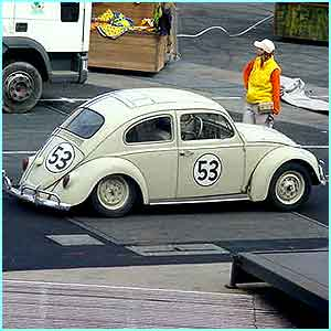And even Herbie makes a guest appearance