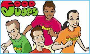 Cbbc Newsround Uk Food Dude Cartoon Helps You Eat Veggies