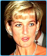 Will's mum, Princess Diana