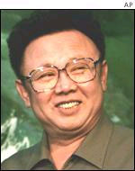 North Korea's leader