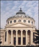 The Athenaum, Bucharest (BBC)