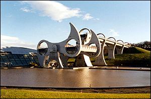 Falkirk Wheel   British Waterways