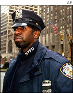 New York police officer