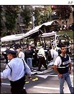 Suicide attack on Haifa in December 2001