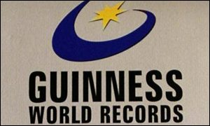 Guinness Book of Records logo