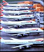British Airways ended its ban in 1998