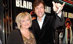TV couple Judy Finnigan and Richard Madeley are fans of Ali G