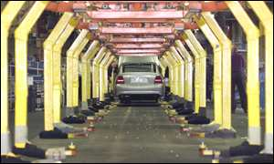 Last Vectra on production line