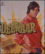 Poster from 1975's Deewar will be on display