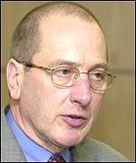 Former Welsh Secretary Ron Davies