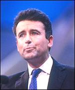 Shadow Defence Secretary Bernard Jenkin