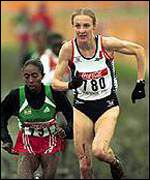 Long Course champion Paula Radcliffe is Britain's great hope in Dublin