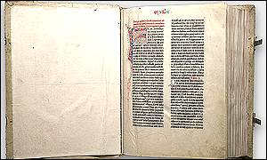 The Gutenberg Bible, Octavo