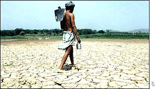 Drought in India, AP