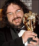 Peter Jackson won best film at the Baftas
