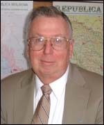 David Swartz, OSCE mission head in Moldova