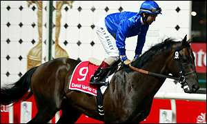 Bbc Sport Horse Racing Street Cry Tipped For Breeders Cup