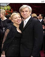 Catherine Martin and Baz Luhrmann