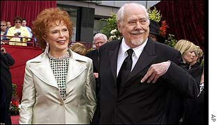 Robert Altman and his wife Kathryn