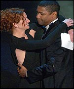 Julia Roberts and Denzel Washington