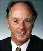 Labour MP Ian Gibson
