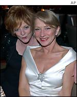 Maggie Smith and Helen Mirren