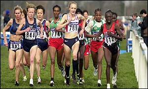 Paula Radcliffe (789) won the World Cross Country Championship in Dublin last month