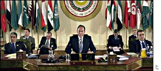 Recent summit of the Arab League