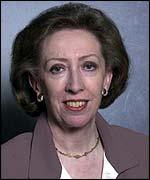 Rural Affairs Secretary Margaret Beckett.