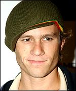 Heath Ledger is set to star in Stone's new movie