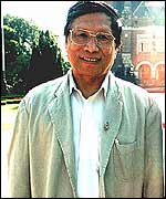 NSCN leader TH Muivah