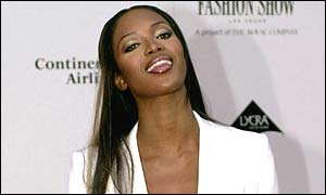 Naomi Campbell at the 20th Annual American Fashion Awards, at Lincoln Center in New York