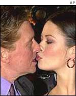 Michael Douglas and Catherine Zeta-Jones
