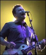 James Dean Bradfield of the Manics