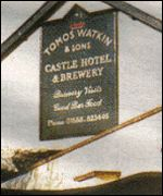 Tomos Watkin pub sign