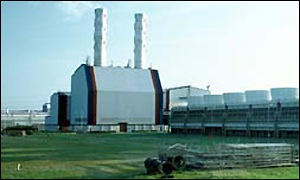 Deeside power station