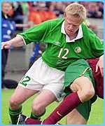 Damien Duff will worry the top defenders