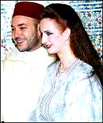 King Mohammed VI marries Salma Bennani