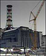 [ image: Chernobyl: Scene of the world's worst nuclear accident]
