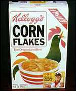 [ image: The WK Kellogg Foundation was set up by the founder of the cereal company]